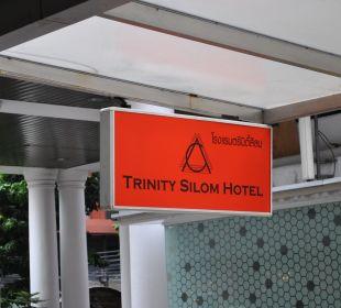 Außenansicht Hotel Glow Trinity Silom