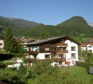 Mitten im Grünen AlpenApart Haus Engstler