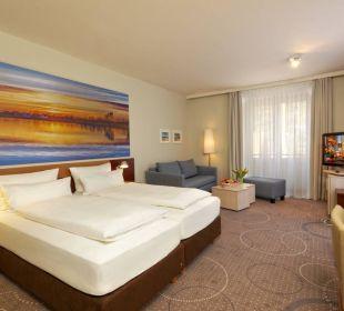Superior Plus Doppelzimmer AKZENT Hotel Kaliebe