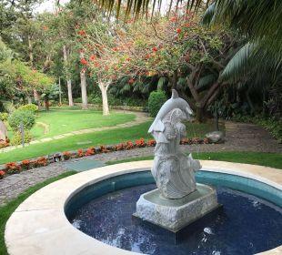 Aussenanlage Hotel Botanico