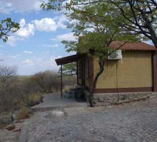 Unser Haus mit super Aussicht Etosha Safari Camp