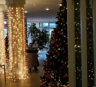 Festlich geschmückt Grand Hotel Binz by Private Palace Hotels & Resorts
