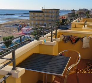 Balkon  Hotel Palos