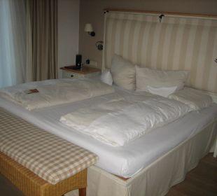 Doppelbett Hotel Staudacherhof
