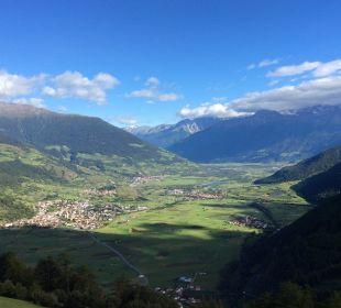 Ausblick vom Balkon(einfach geniessen) Alpin & Relax Hotel Das Gerstl