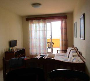 Wohnraum Hotel Las Olas