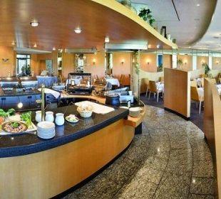 """Restaurant """"Buffet"""" Hotel Meerane"""