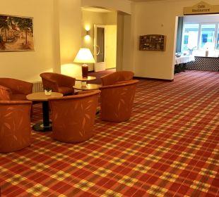 Lobby Ringhotel Roggenland