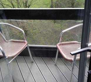 Kleiner Balkon Ramada Nürnberg Parkhotel