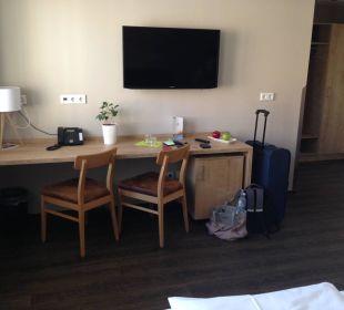 Der Schreibtisch Hotel FIVE