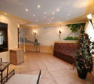 Der Saunabereich  Hotel Residence Bremen