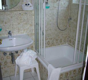 Badezimmer Romantik Hotel Bösehof