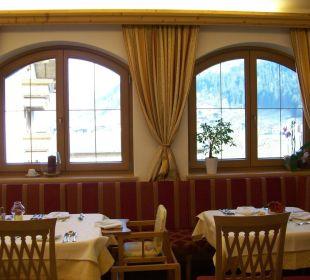 Schöne Aussicht im Restaurant Hotel Eder