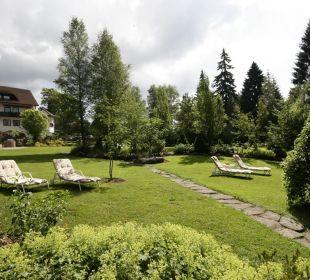 Liegewiese Waldblick Hotel Kniebis