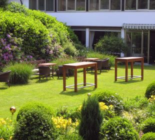 Privatgarten Hotel Haus Litzbrück