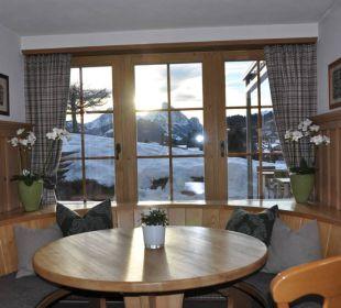 Restaurant (Hauptsaal): eine schöne Kuschelecke! Romantik Hotel Hornberg