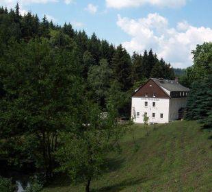 Hotel umgeben von Wald Hotel Waldmühle