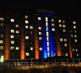Außenansicht Center Parcs Park Zandvoort - Strandhotel