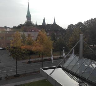 Richtung Stadt Park Inn By Radisson Lübeck