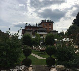 Außenansicht Hotel Winzer Wellness & Kuscheln