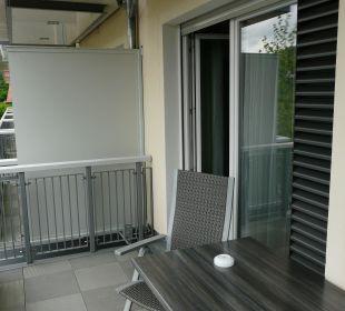 Balkon zur Elbe Hotel Elbiente