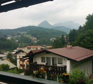 Ausblick Alpenhotel Fischer
