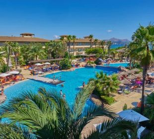 Poolanlage allsun Hotel Eden Playa