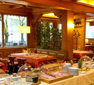 Frühstücksbuffet Seeböckenhotel Zum weissen Hirschen