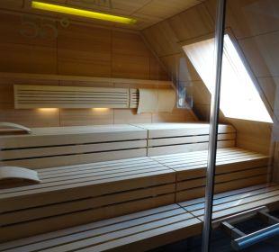 Bio-Sauna Romantik Jugendstilhotel Bellevue