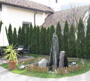 Einladung zum Verweilen Hotel Alpenhof Passeiertal