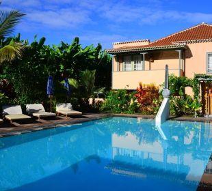 Ruhe am Pool Hotel Hacienda de Abajo