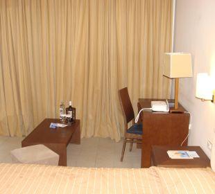 Schreibtisch Kontokali Bay Resort & Spa
