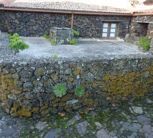 Die kleine Terrasse