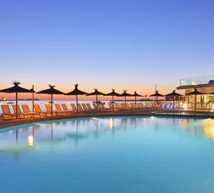 Hotel and Pool view Intertur Hotel Hawaii Ibiza
