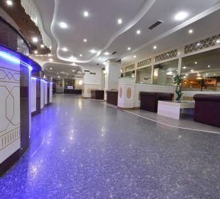 Lobby & reception Hotel Sevcan