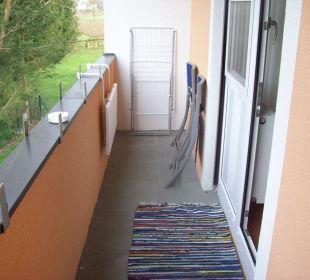 Zimmerbalkon Hotel Garni Altneudörflerhof