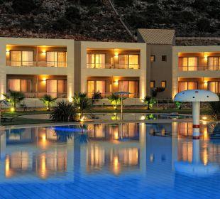 Room balconies Hotel Royal Heights Resort