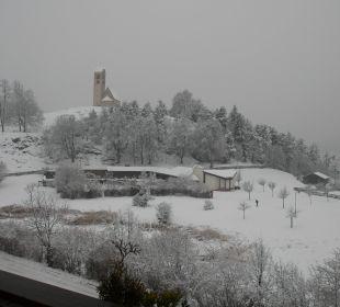 Вид на кладбище Gartenhotel Völser Hof