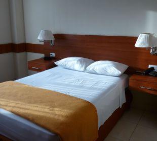 Zimmer 206 Hotel Centroamericano