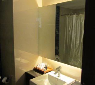 Badezimmer Hotel Grand Jomtien Palace