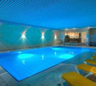 Hallenbad 28°C, 12x6m Hotel Ochsen