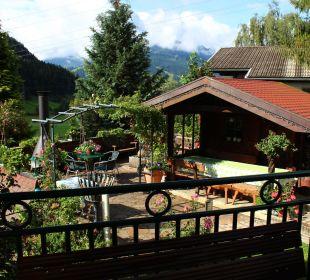 Aussicht vom Balkon :-) Apartment Familie Engl