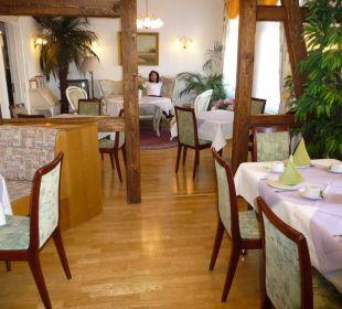 Speisesaal Hotel Victoria