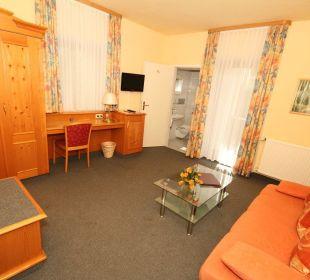 Unser Doppelzimmer Superior Hotel Trifthof
