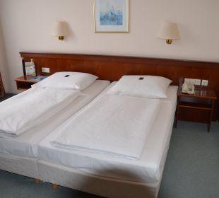 Zimmer 205  Comfort Hotel Weißensee