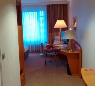 EIngangsbereich Hotel Meerane
