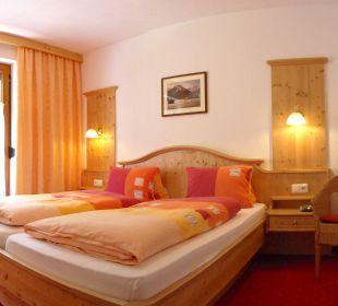 Schlafzimmer Typ 4 Apartment Brandau