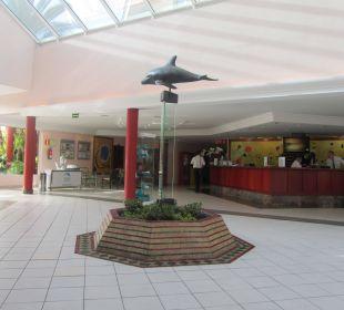 Rezeption Hotel Mirador Maspalomas Dunas