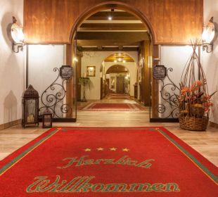 Lobby Hotel Donnerhof