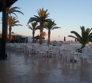 Terasse Hotel Samira Club